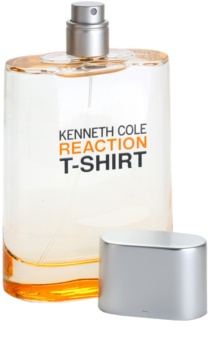 Kenneth Cole Reaction T-shirt Eau de Toilette voor Mannen 100 ml