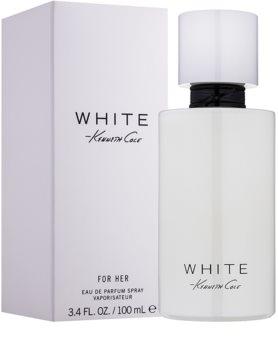 Kenneth Cole White Eau de Parfum για γυναίκες 100 μλ