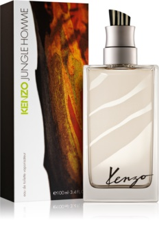 Kenzo Jungle Homme Eau de Toilette für Herren 100 ml