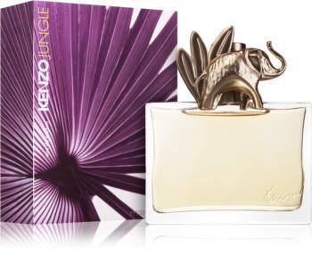 Kenzo Jungle L'Élephant Eau de Parfum voor Vrouwen  100 ml