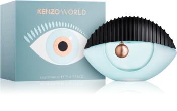 Kenzo World eau de parfum pentru femei 75 ml