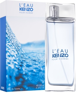 Kenzo L'Eau Kenzo Pour Homme eau de toilette per uomo 100 ml
