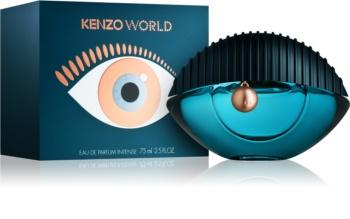 Kenzo World Intense parfumovaná voda pre ženy 75 ml