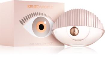Kenzo World toaletní voda pro ženy 30 ml