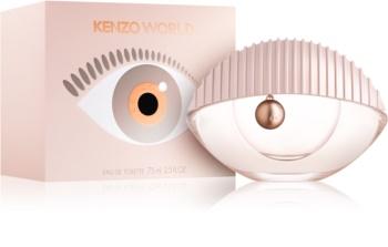 Kenzo World toaletná voda pre ženy 75 ml