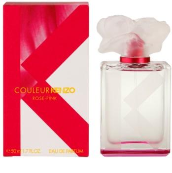 Kenzo Couleur Kenzo Rose-Pink Eau de Parfum für Damen 50 ml