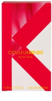 Kenzo Couleur Kenzo Rose-Pink eau de parfum nőknek 50 ml