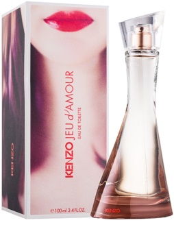 Kenzo Jeu D'Amour Eau de Toilette for Women 100 ml