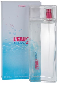 Kenzo L'Eau Kenzo 2 woda toaletowa dla kobiet 100 ml