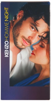 Kenzo Homme Night Eau de Toilette für Herren 100 ml