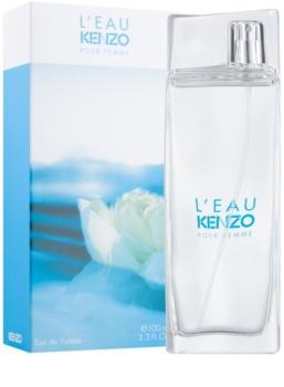 Kenzo L'Eau Pour Femme Eau de Toilette for Women 100 ml