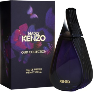 Kenzo Madly Kenzo Oud Collection eau de parfum para mujer 80 ml
