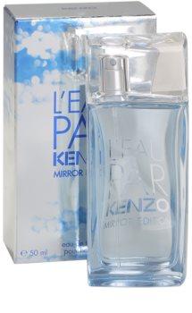 c7a3e73d133 Kenzo L Eau Par Kenzo Mirror Edition Pour Homme Eau de Toilette for Men 50