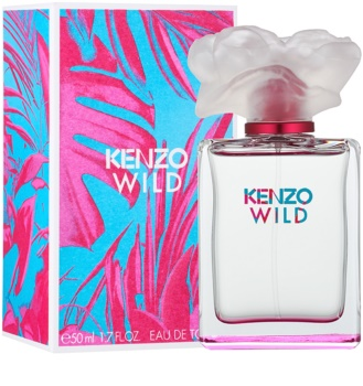 Kenzo Wild Eau de Toilette para mulheres 50 ml