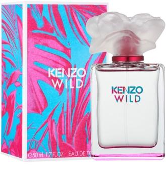 Kenzo Wild eau de toilette pentru femei 50 ml