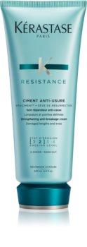 Kérastase Résistance Ciment Anti-Usure soin fortifiant intense pour cheveux fragilisés et usés et pour pointes fourchues