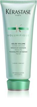 Kérastase Volumifique Gelée Volume gel acondicionador  para cabello fino y lacio