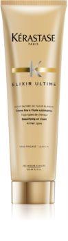 Kérastase Elixir Ultime creme suave de beleza  para todos os tipos de cabelos