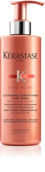 Kérastase Discipline Curl Idéal Cleansing Conditioner for Unruly, Wavy, and Curly Hair