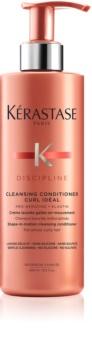 Kérastase Discipline Curl Idéal condicionador de limpeza para cabelo ondulado e rebelde