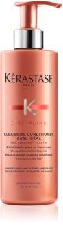 Kérastase Discipline Curl Idéal oczyszczająca odżywka do włosów nieposłusznych i puszących się