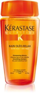 Kérastase Nutritive Oléo-Relax Shampoo-Kur für trockenes und kaum zu bändigendes Haar sowie für die Volumenregulierung