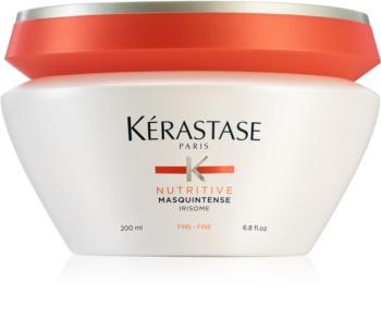 Kérastase Nutritive Masquintense vyživujúca maska pre jemné vlasy