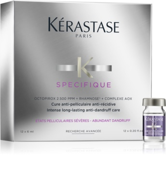 Kérastase Specifique 4-week Intense Treatment Against Dandruff