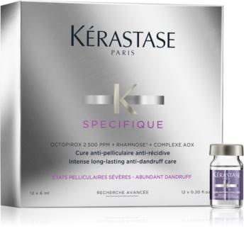 Kérastase Spécifique Specifique cure intensive de 4 semaines anti-pelliculaire