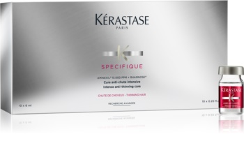 Kérastase Specifique intenzívna kúra proti vypadávániu vlasov