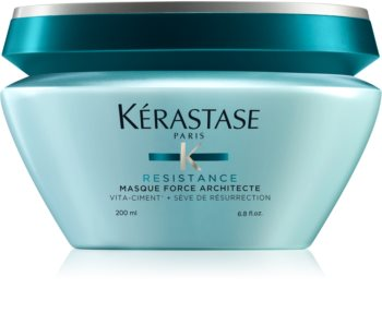 Kérastase Resistance Force Architecte Reinforcing Mask for Weakened, Damaged Hair and Frayed Ends