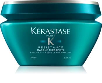 Kérastase Resistance Thérapiste máscara regeneradora para cabelo muito danificado