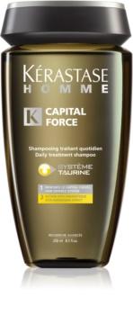 Kérastase Homme Capital Force šampón na každodenné použitie