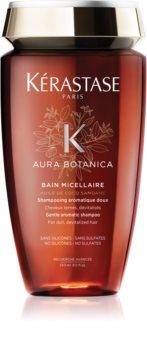 Kérastase Aura Botanica Bain Micellaire нежна ароматна шампоанена процедура за озаряване на безжизнена коса