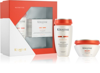 Kérastase Nutritive Cosmetica Set  voor Droog Haar  I.