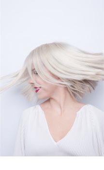 Kérastase Blond Absolu fialová maska pro zesvětlené, melírované studené blond vlasy