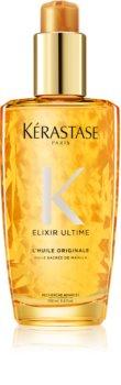 Kérastase Elixir Ultime regeneráló olaj a matt hajért