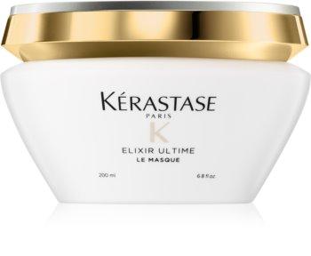 Kérastase Elixir Ultime Verfaaiende Masker  voor Alle Haartypen