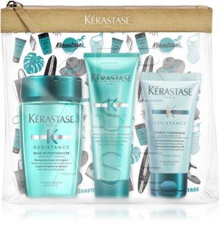Kérastase Résistance Extentioniste Kosmetik-Set  für das Wachstum der Haare und die Stärkung von den Wurzeln heraus