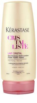 Kérastase Cristalliste Lait Cristal hosszantartó intenzív ápolás a kiszáradásra hajlamos hajvégekre