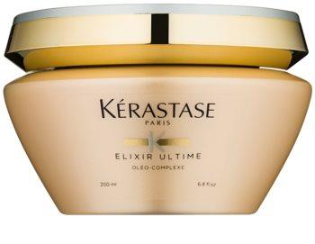 Kérastase Elixir Ultime máscara para óleos preciosos
