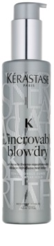 Kérastase K L'incroyable Blowdry lait coiffant pour protéger les cheveux contre la chaleur