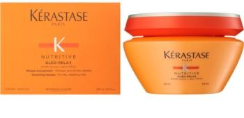Kérastase Nutritive Oléo-Relax uhladzujúca maska pre suché a nepoddajné vlasy