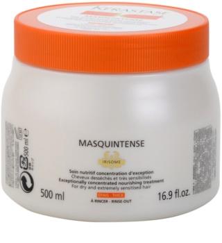 Kérastase Nutritive Masquintense Maske für starkes, raues und trockenes Haar