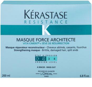 Kérastase Resistance Force Architecte megerősítő maszk törékeny, sérült és töredezett hajra