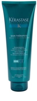 Kérastase Resistance Thérapiste obnovujúci šampón pre poškodené, chemicky ošetrené vlasy