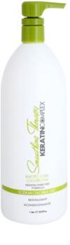 Keratin Complex Smoothing Therapy kondicionáló a fénylő és selymes hajért