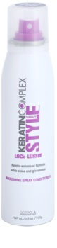 Keratin Complex Style Therapy kondicionáló spray a hajformázáshoz, melyhez magas hőfokot használunk
