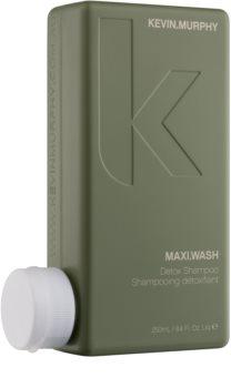 Kevin Murphy Maxi Wash shampoing détoxifiant pour un cuir chevelu sain