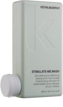 Kevin Murphy Stimulate-Me Wash stimulujúci a osviežujúci šampón na vlasy a vlasovú pokožku
